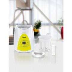 LAICA Flaschen/- Babykostwärmer BC1004 White/ Lemon