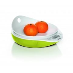 LAICA Baby Line Küchenwaage KS1025 White/ Lemon