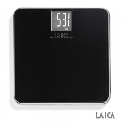 LAICA Personenwaage PS1028 Digital Black